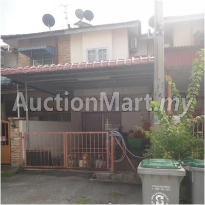 2-Storey Medium Cost Terrace House (Intermediate Lot)
