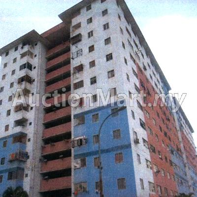 Low Cost Angsana Apartment