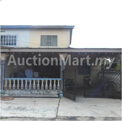2-Storey Low Cost Terrace House (Corner Lot)