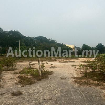 Vacant Commercial Land