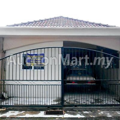 1-Storey Medium Cost Terrace House (Intermediate Lot)