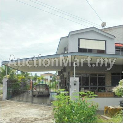 2-Storey Semi Detached Dwelling House
