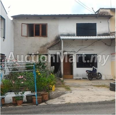 2-Storey Low Cost Terrace House