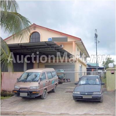2-Storey Semi Detached Industrial Building