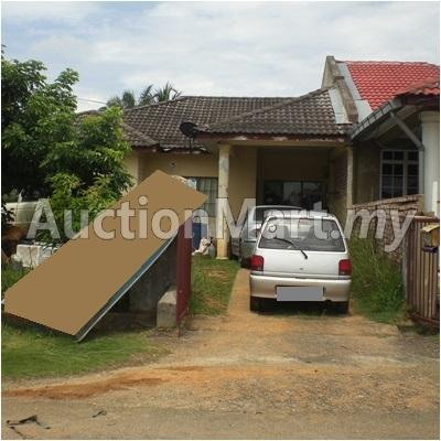 1-Storey Semi Detached House (Intermediate Lot)