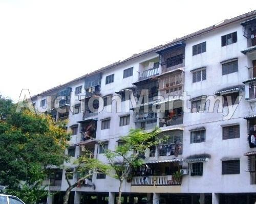 Antara Apartment (Corner Lot)