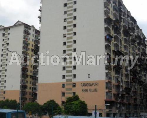 Low Cost Seri Nilam Apartment