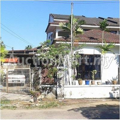 2-Storey Terrace House (Corner Lot)