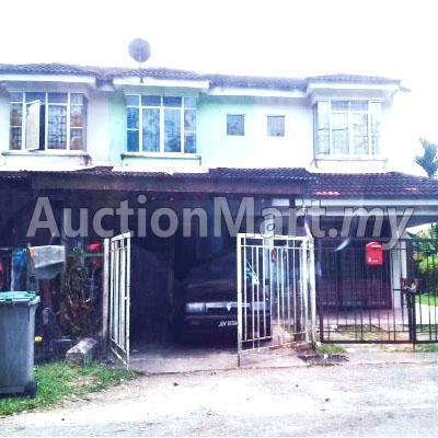 2-Storey Low-Medium Cost Terrace House (Intermediate Lot)