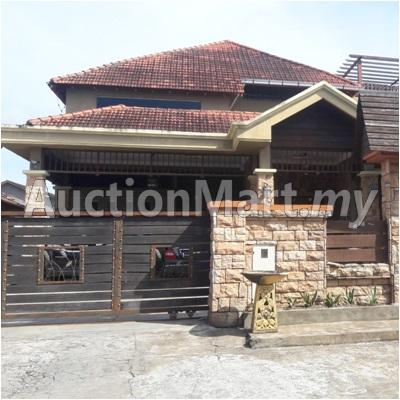 1.5-Storey Detached House