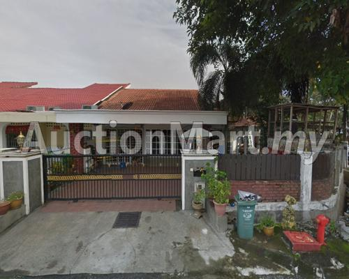 1-Storey Terrace House (Corner Lot)