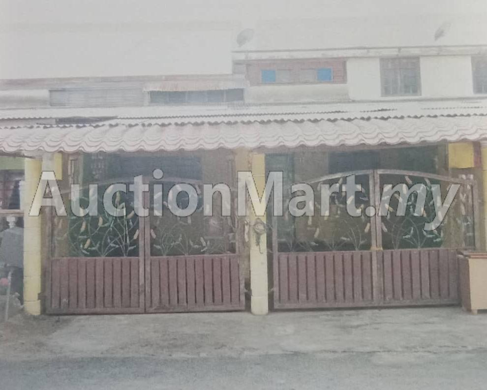 1-Storey Low Cost Terrace House (Intermediate Lot)