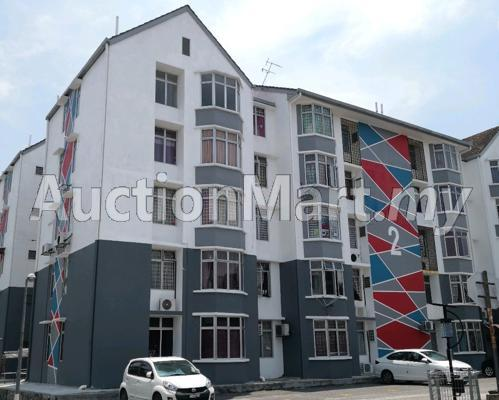 Teratai Apartment (Corner Lot)