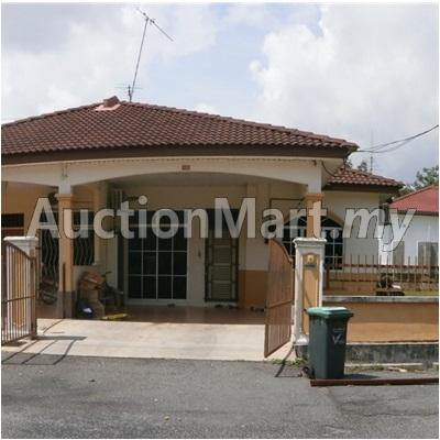 1-Storey Low Cost Semi Detached House (End Lot)