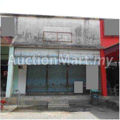 1-Storey Low-Medium Cost Shop Lot (Intermediate Lot)