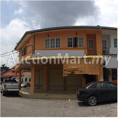 2-Storey Shop House (Corner Lot)