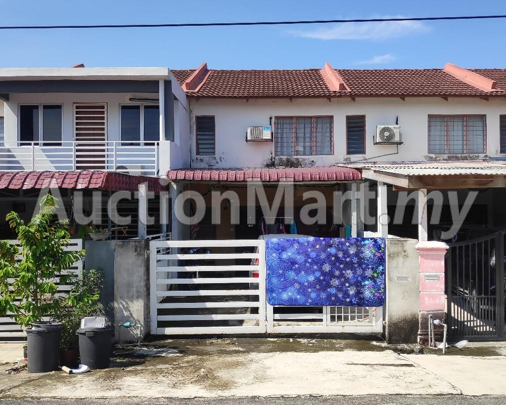 2-Storey Low Cost Linked House (Intermediate Lot)
