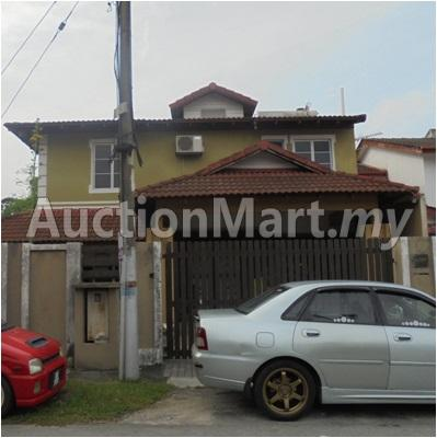 2-Storey Terrace House (End Lot)