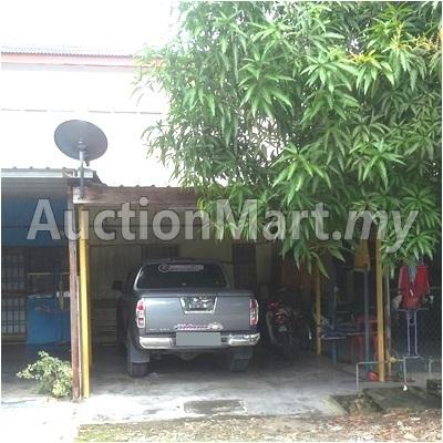 2-Storey Low Cost Terrace House (Intermediate Lot)