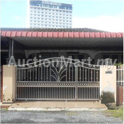1-Storey Low Cost Terrace House (Corner Lot)
